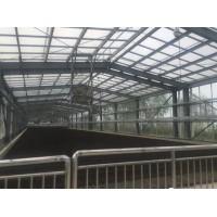 煜林枫太阳能污泥干化温室降低热能成本
