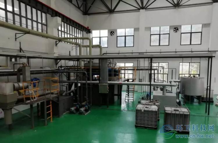 探访龙岩市首家餐厨垃圾处理厂