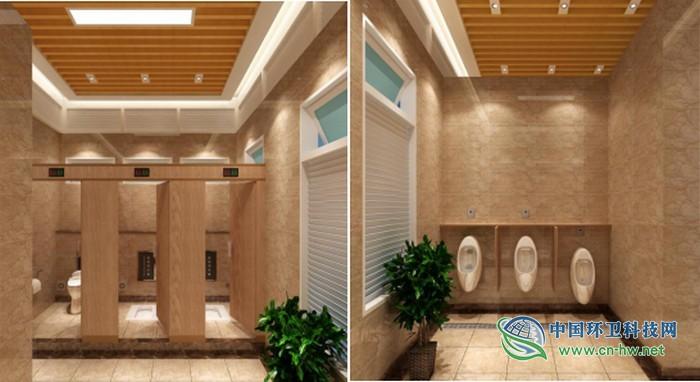 厕所革命案例 漳州市人民广场移动公厕