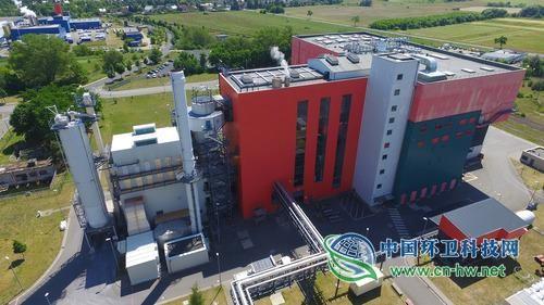 探访德国最大垃圾焚烧发电企业EEW