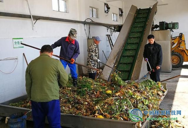 农村生活垃圾处理国家级示范基地落户浙江长兴