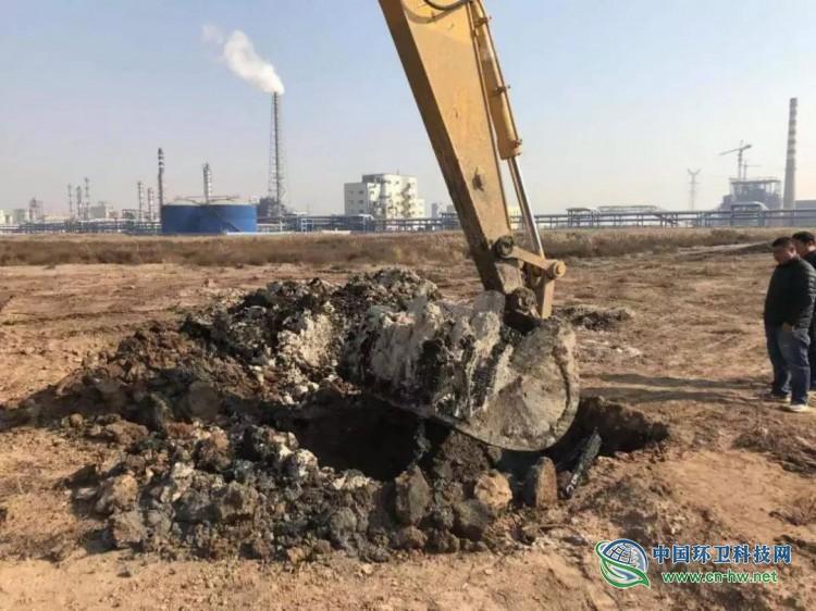 中央环境保护督察:山东企业非法填埋固废达数百万吨