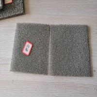 泡沫镍 镍网 1mm厚度泡沫镍 耐高温过滤网电池电极泡沫镍