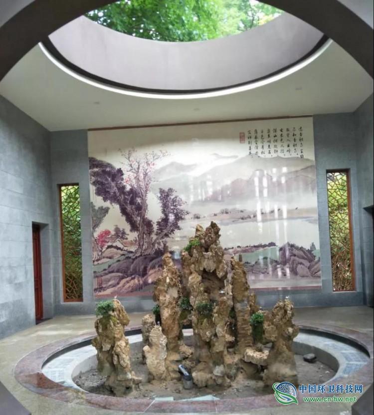 厕所革命案例|重庆沙坪坝区石门大桥下公厕,浓郁中国风