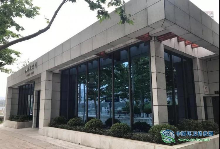 厕所革命案例|重庆市沙坪坝区站西路现代化公厕