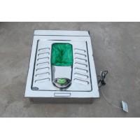 不锈钢便器产品特点和安装注意事项