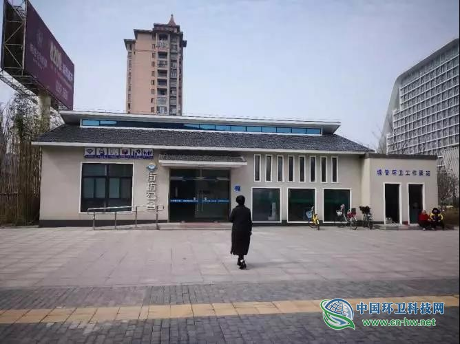 厕所革命案例|巨野县城市公厕一站式定制服务方案