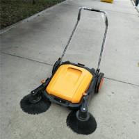 手推式扫地车 无动力物业道路清扫车厂家直销