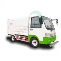 新品厂家直供电动四轮高温高压清洗车环卫冲洗车
