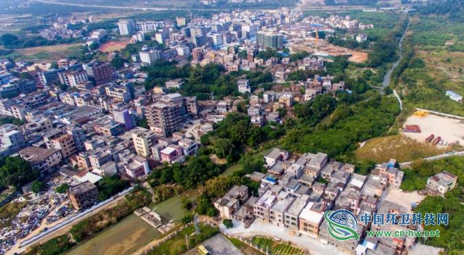 侨银环保中标鳌头镇农村环境卫生保洁项目