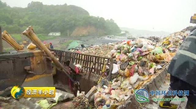 告急!垃圾围城!杭州三四年的垃圾能填满整个西湖