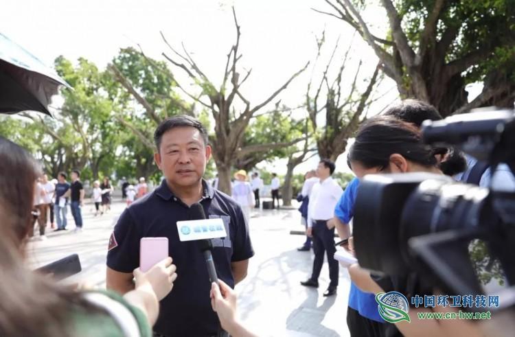 玉禾田环境集团为环卫工人子女踊跃捐资