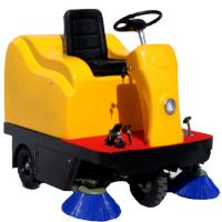陕西环保神器电动驾驶式扫地车垃圾清扫车1360厂家推荐