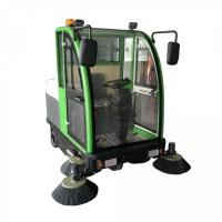 环保神器电动驾驶式扫地车垃圾清扫车全封闭工业扫地好帮手