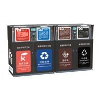 无限城市anoodle智慧物联环卫城市版智能垃圾箱