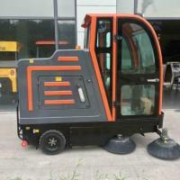 全封闭电动驾驶式扫地车垃圾清扫车环保清洁车厂家直销