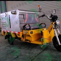厂家直供新品优质三轮高压清洗车环卫清洗车
