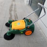 无动力清扫车 小型手推式喷水扫地机