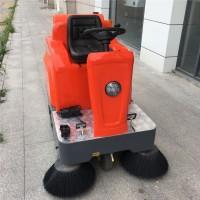 驾驶式扫路机 电动吸尘小型清扫车