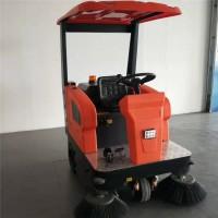 工厂驾驶式清洁车 电动小型扫路车价格