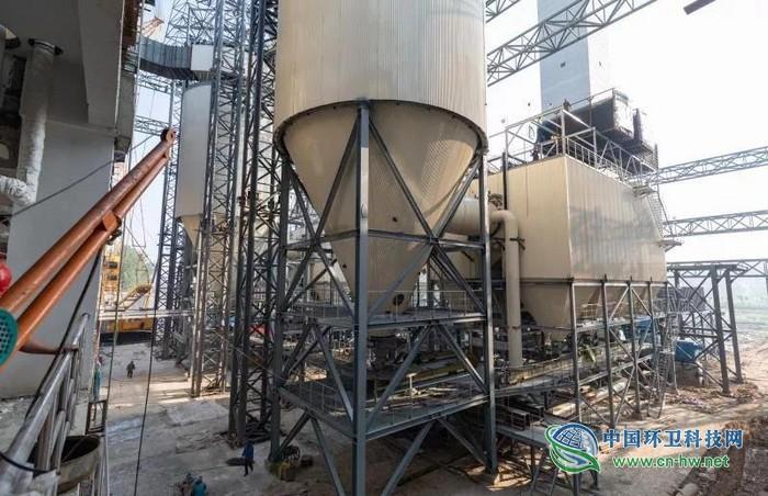 淮北市生活垃圾焚烧发电厂提升垃圾处理新标杆