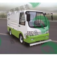 新品厂家直供小型电动四轮高温高压清洗车环卫冲洗车