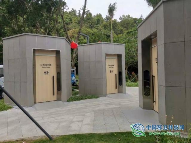 深圳一智能公厕引质疑:如厕需扫码付费,超时自动开门