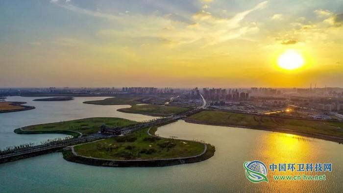 安徽省淮北市:建绿水青山 展绿金城市
