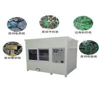废旧电路板回收设备的工艺流程