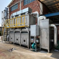 催化燃烧设备生产厂家,品质保证