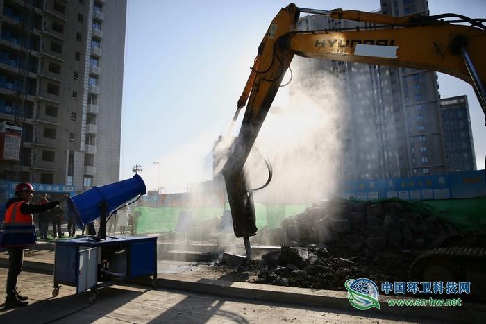 北京已建109个建筑垃圾资源化处置点,可实现现场分类