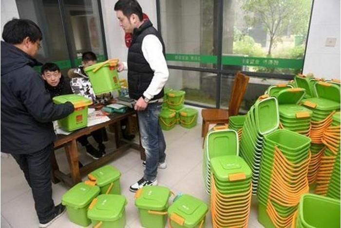 创新制度!浙江省秀洲3村获评省农村生活垃圾分类示范村