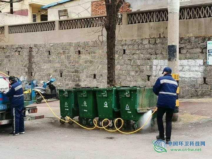 十天清转运生活垃圾7千余吨,这个春节烟台环卫工人工作量倍增