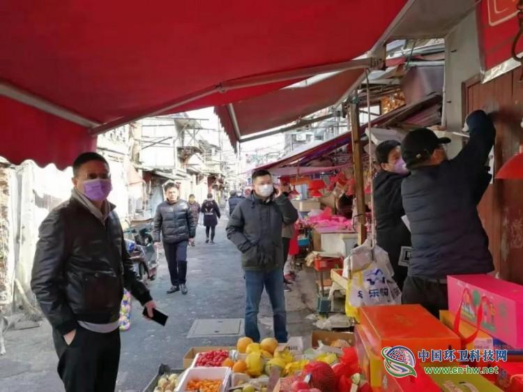 疫情之下,申城沿街商户市容环境责任区制度如何落实?