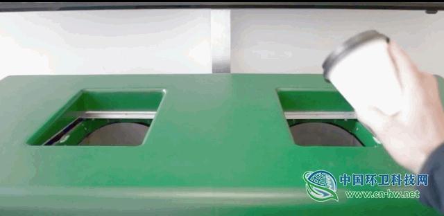 可以自动分类垃圾的智能垃圾桶,准确率能达八成以上