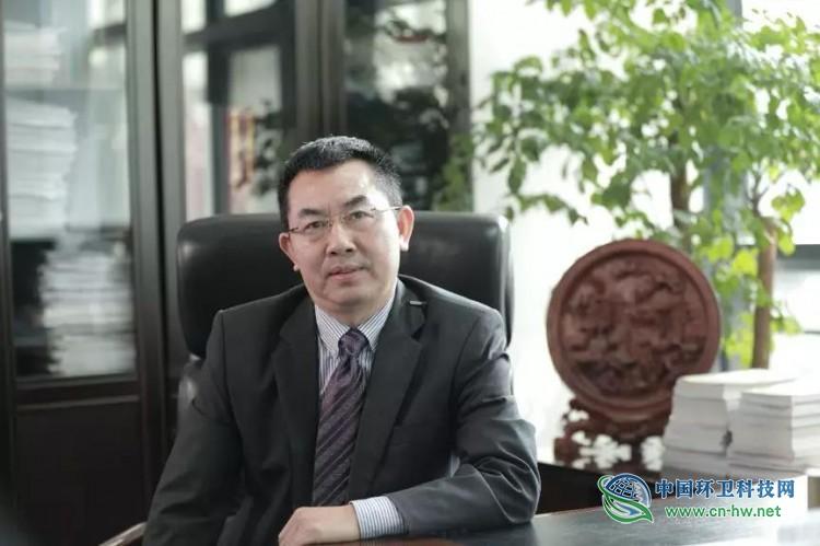 绿色动力集团党委书记、总裁乔德卫