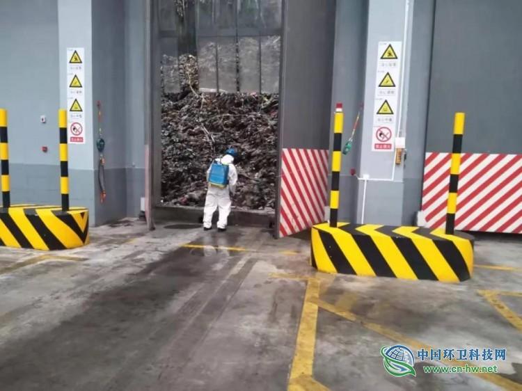 苏州6座垃圾焚烧厂启动疫情应急预案 生活垃圾全量焚烧