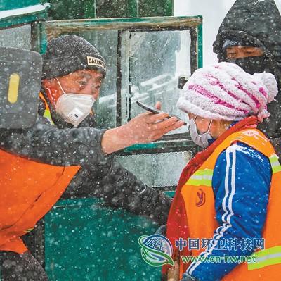 人民日报:环卫工人的责任与担当