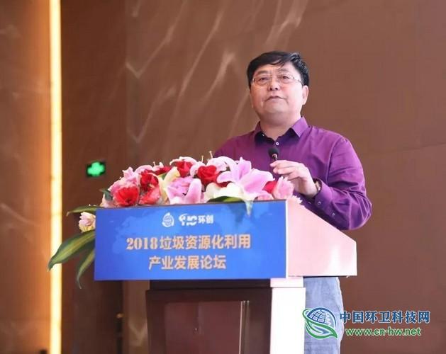 赵海涛:对垃圾分类工作要有更高的认识