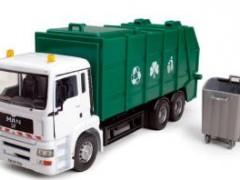 919万!4企业中标武汉江岸区垃圾分类环卫车辆项目