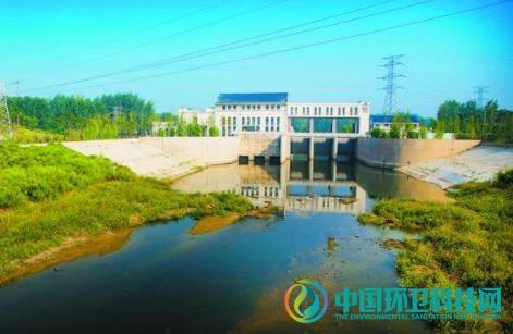 安徽省淮北市石台镇加强河道整治改善生态环境