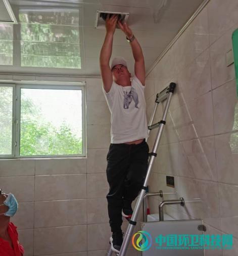 河北怀来县住建局环卫处进一步做好公厕卫生保洁管理工作