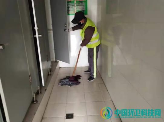 内蒙古乌兰察布市加强公厕管理