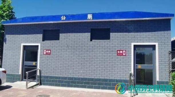 """河北保定:满城区执法局推进""""厕所革命"""""""