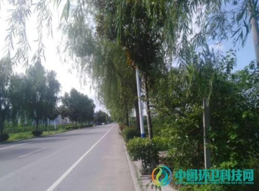 安徽省淮北市四铺镇整治农村环境扮靓乡村面貌