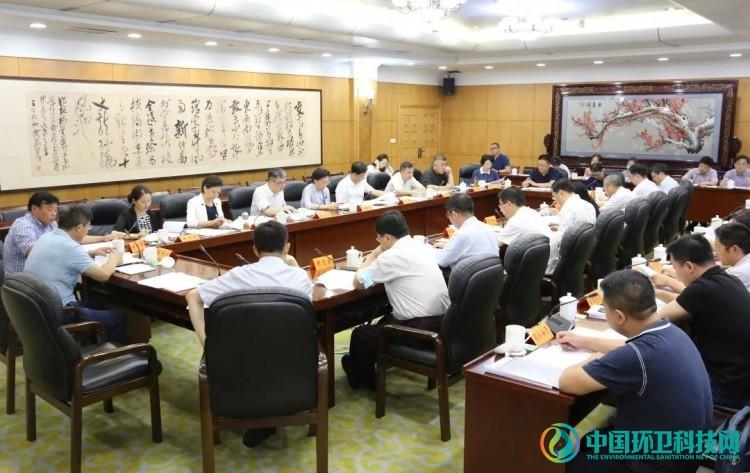 江苏省生活垃圾分类重点处理代表建议督办会在南京召开