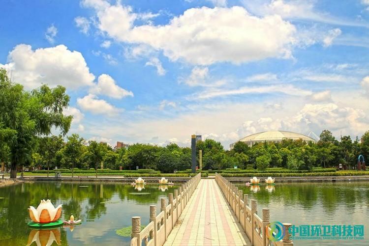 淮北市相山区多点发力促进生态环境建设