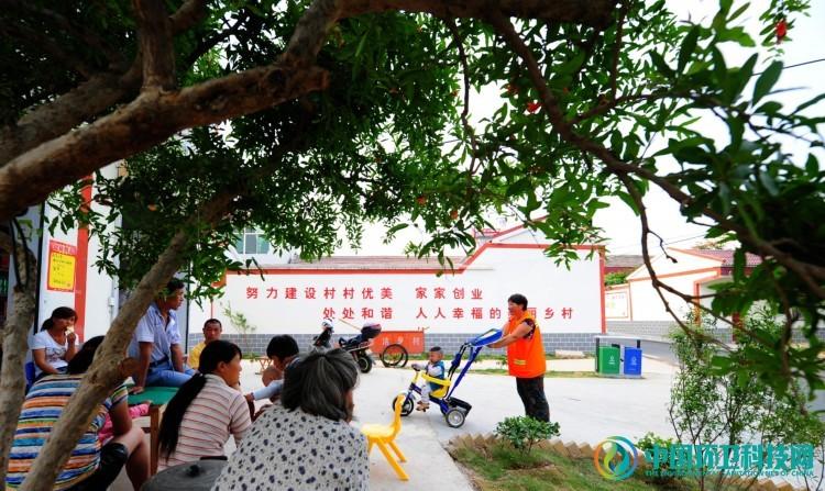 淮北市改善村容村貌,建设洁净公共环境