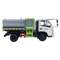 自装卸式垃圾车(侧挂桶)