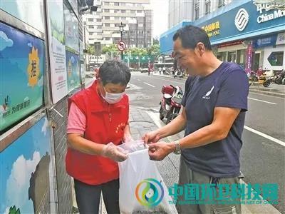 无物业小区怎么进行垃圾分类?宁波市海曙区为我们带来新思路!